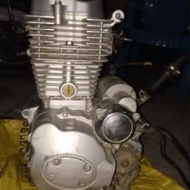 point 125 engine