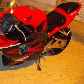 Honda CBR 954cc