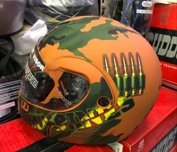 Studd Ninja 3G Helmet