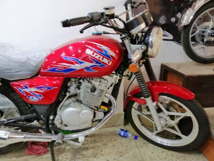 Suzuki GS 150 - Bike Bazaar