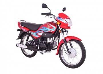 Honda Pridor (Red & Black)