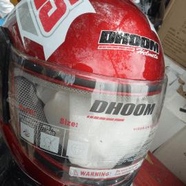 Dhoom helmet