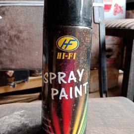 Bike Colour Spray Paint