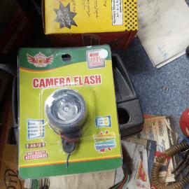 Bke Camera flash light