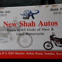 New shah Autos
