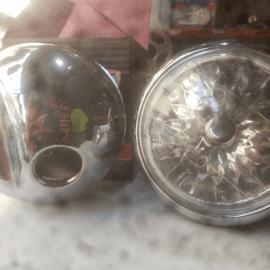 Round Head light