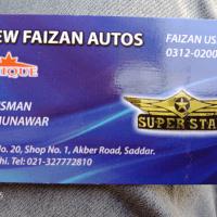 New Faizan Autos