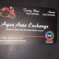 Aqsa Autos Exchanges