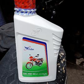 Alta's oil
