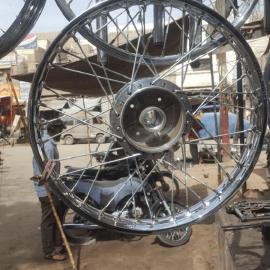 bike rim drum complete