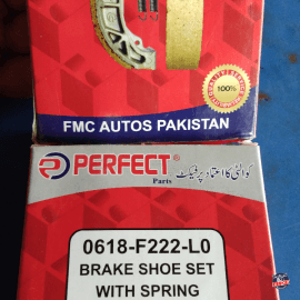 Perfact brake shoe set