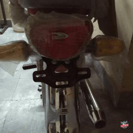 Nw United bike