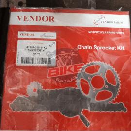 Vendor chain kit