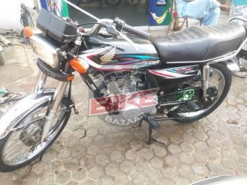 Honda 125cc 2015 model for sale