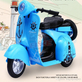 Toy Mini Vespa Scooter