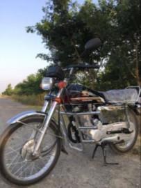 Honda 125 SE