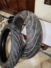 Heavy Bike Tyres