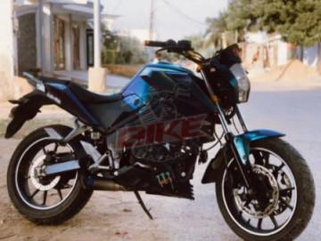 KTM Duke YCR 150