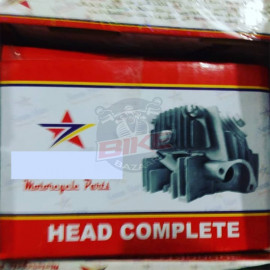 Motorcycle Complete Engine Head