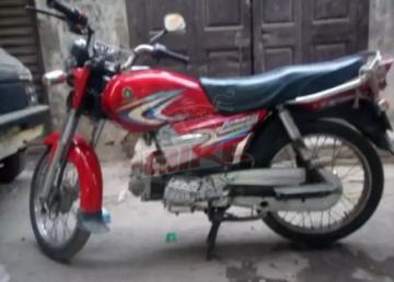Yamaha Junoon 2012