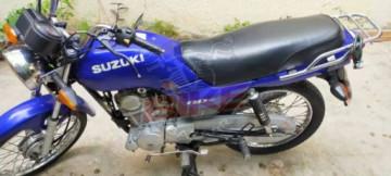 Suzuki GD 110 2015