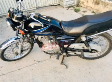 Suzuki 150 2008