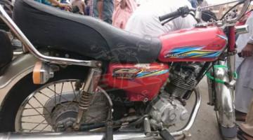 Honda 125 2000