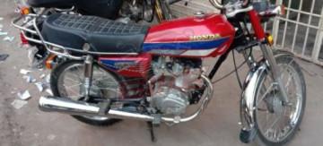 Honda 125 1991