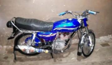 Honda CG 125 2012
