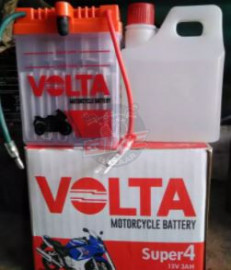 Volta Motorcycle Battery