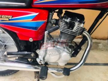 Honda 125 2006