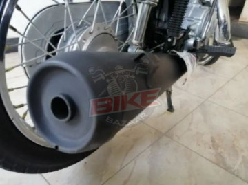 Honda 125 Silencer
