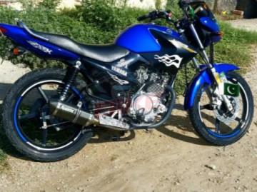 Yamaha YBR 2018