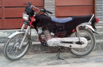 Honda 125 2019
