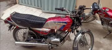 Kawasaki GTO 125 1989