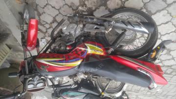 Honda deluxe 125