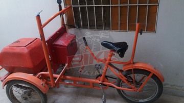 Portable Car wash Tricycle