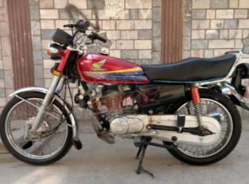 Honda 125 2012