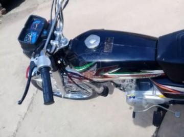 Honda 125 2001