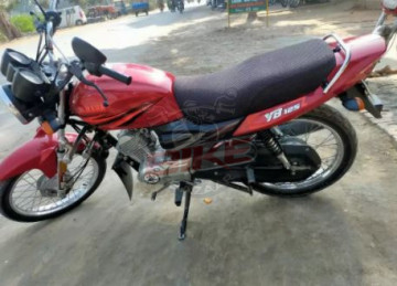 Yamaha ybz 125 2018