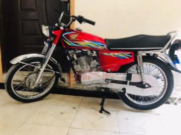 Honda 125 2018