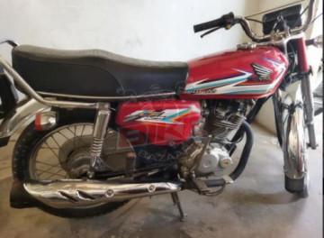 Honda 125 2016