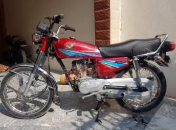 Honda 125 2009