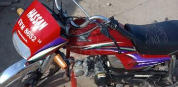 Honda CD 70 2014