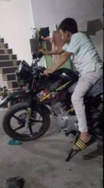 Yamaha YBRG 2021