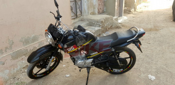 Yamaha YBR-125G
