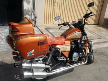 Honda nighthawk 750cc
