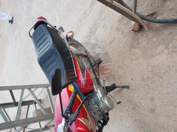 Honda CG125 2011