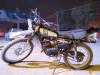 Yamaha Enduro 100cc 1983 model.