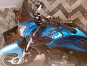 Road Prince Wego 150cc 2016